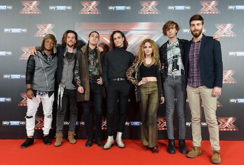 X Factor 11 finalisti