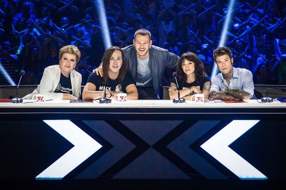 X Factor 12 giuria