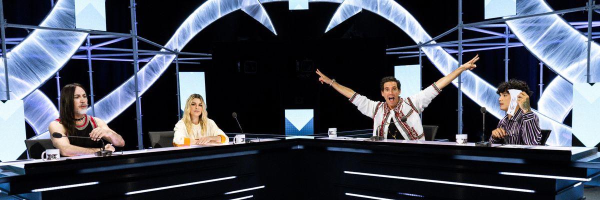 X Factor 2021: I giudici