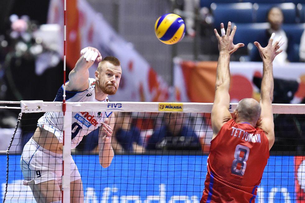 zaytsev italia volley